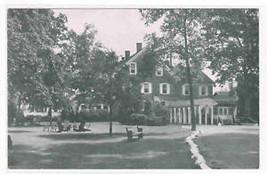 Olney Inn Olney Maryland postcard - $4.00