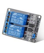Relais 5V 2 Kanal 230V 10A Relaiskarte Relaisplatine Arduino AVR 230 V 5... - $6.73