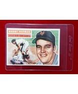 1956 Topps Set Break Bobby Hofman #28 EX-MT (white back)  - $9.50