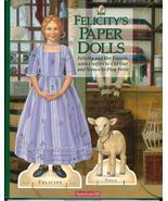 Felicity's Paper Dolls American Girl UNCUT - $14.99