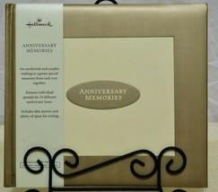 Hallmark Anniversary Memory Book - $22.94