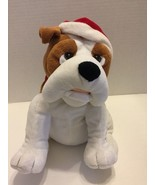 """Sound And Light Animated Bulldog Moves Head Mouth Paws To Tune """"Cant Touch This - $15.88"""