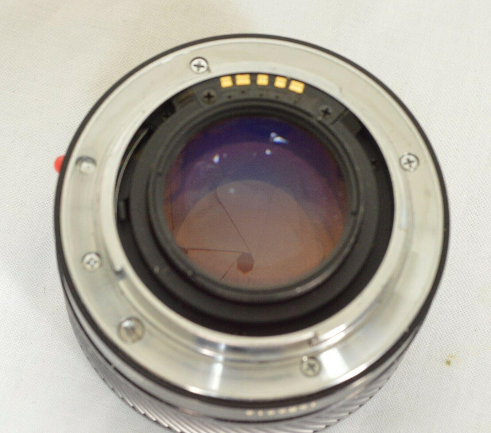 Minolta AF 50mm f/1.4 AF RS camera lens Sony Alpha A-mount image 7