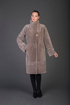 Luxury gift/Mike Beaver Fur Coat/Fur jacket / Wedding,or anniversary pre... - $1,350.00