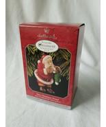 Hallmark Keepsake Ornament - New Christmas Friend - $21.78