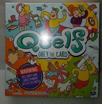Quelf Obey The Card Party Game for Teens and Adults Spin Master - $34.64