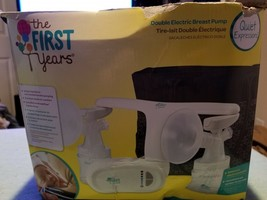 The First Years Quiet Expressions Double Electric Breast Pump - $45.00