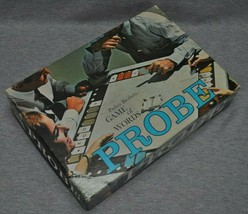 Probe Game Of Words Parker Brothers 1964 - £18.18 GBP