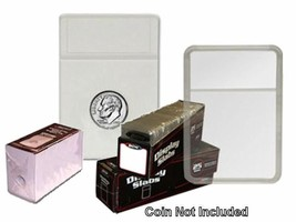 BCW - Display Slab with Foam Insert-Combo, Dime White, 25 pack - $17.58