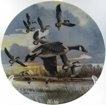 The Landing Wings Upon the Wind Bradford Exchange Collector Plate - $19.89