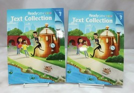 ReadyGEN 2016 Text Collection Grade 3 Volumes 1 and 2 - $30.00