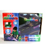 """New PJ MASKS Mega mat 9 Tiles 35"""" x 35"""" One Vehicle Included Toy For Kid... - $24.74"""