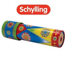 Schylling Classic Tin Kaleidoscope Colorful Optical Toy - $8.99