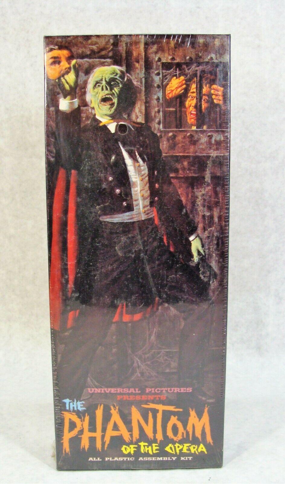 AURORA PHANTOM OF THE OPERA UNIVERSAL MONSTERS MODEL KIT! NEW FACTORY SEALED - $118.79
