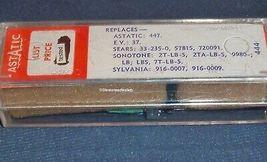 SONOTONE 2T-LB-S CARTRIDGE NEEDLE for Electro-Voice EV 37 445 AstatIc 752 image 4