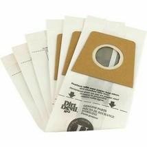 3-Pack Genuine Dirt Devil Vacuum Bags Type U for Ultra MVP Magnum Swivel Glide - $7.87