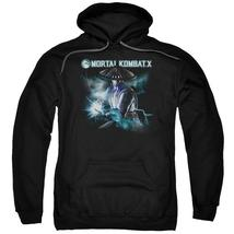 Mortal Kombat X - Raiden Adult Pull Over Hoodie Officially Licensed Apparel - $34.99+