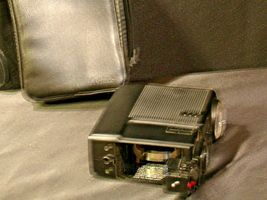 Vivitar Electronic Flash 292 with carrying case AA-192040 Vintage image 7