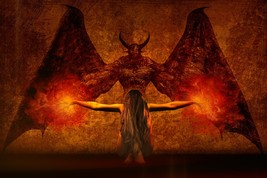 BLACK MAGICK DEMON REVENGE SPELL! DESTROY YOUR ENEMY! PROVEN RESULTS! POWERFUL! - $104.99