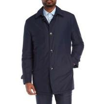 Ralph Lauren Lerner Coat (42 Short,Navy) - $98.97