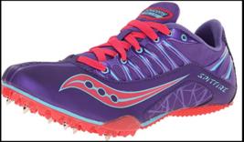 Saucony Spitfire Size 7.5 M (B) EU 38.5 Women's Track Running Shoes S19018-1 - $28.49