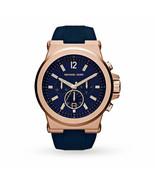 Michael Kors MK8295 Blue Wrist Watch for Men - $100.98