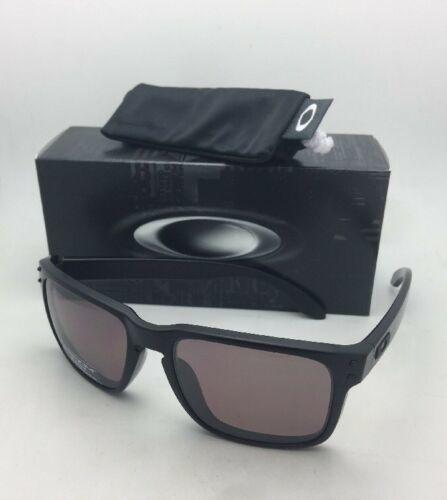 Polarizzati Oakley Sole Holbrook OO9102-90 Opaco Nero Frame W/Prisma Ogni Giorno