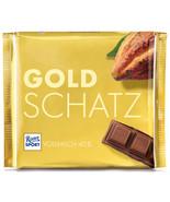 Ritter Sport GOLDSCHATZ XL chocolate bar -XL 250g- FREE SHIPPING - $13.41