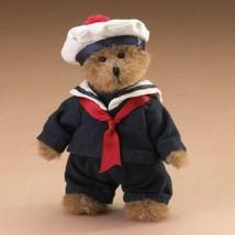 "Boyds Bear ""SKIPPY B. JODIBEAR"" #92000-25 - 6"" Artisan Bear- NWT- 2005- Retired - $22.99"