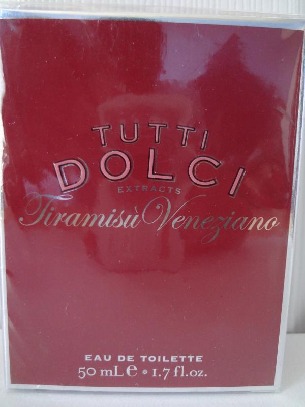 Bath & Body Works Tutti Dolci Tiramisu Veneziano Eau de Toilette 1.7 oz / 50 ml