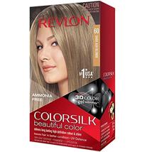 NEW Revlon Color Silk Permanent Color Dark Ash Blonde Hair Dye - $9.79