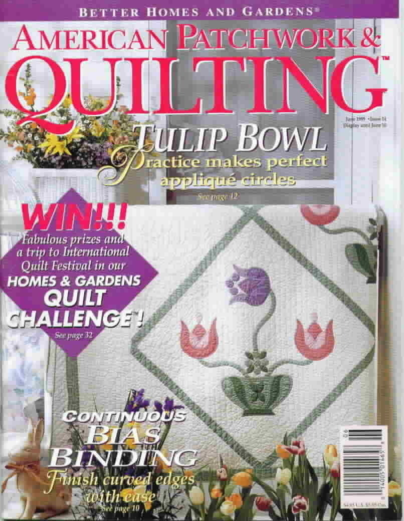 Better Homes and Gardens American Patchwork and Quilting ...