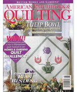 Better Homes and Gardens American Patchwork and Quilting Issue 14 June 1995 - $3.89
