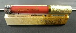 """Ambreesh 24 Karat Liquid Lipstick in """"Own It"""" BNIB - $12.34"""