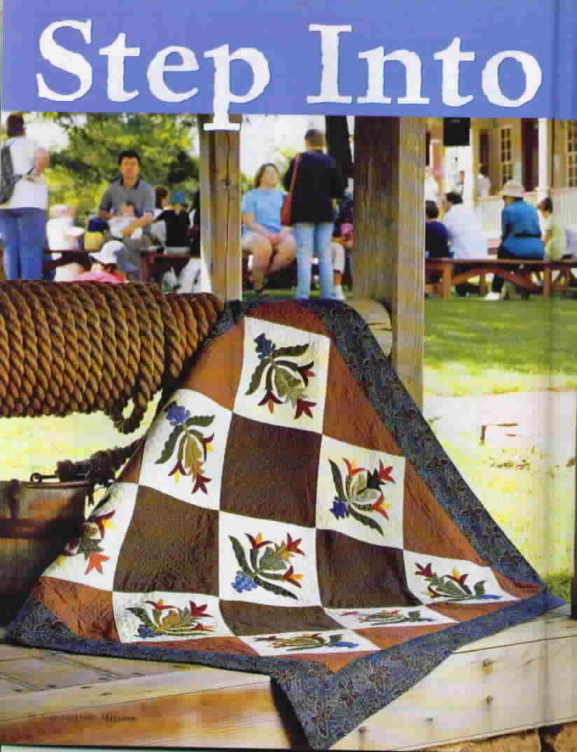 Country Quilts Magazine, Fall 2005, 12 Favorite Americana Patterns