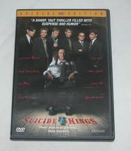 Suicide Kings DVD, 2001, Special Edition, Christopher Walken, Free Shipp... - $8.17