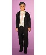 Barbie Ken Handsome Wedding Day Sparkle Groom Retired 2008 Doll for OOAK... - $37.00