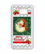 SANTA CLAUSE MERRY CHRISTMAS CUSTOM PHONE Case For Samsung Galaxy S8 S7 ... - $11.99+
