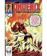 PHOENIX:The UNTOLD STORY #1 (Marvel/1984)*1st Collector's Issue! - $2.95