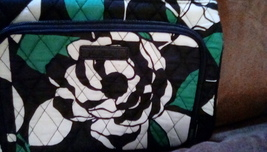 Vera Bradley Imperial Rose Little Hipster NWT Adjustable to Crossbody Or... - $25.00