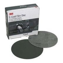 3M E-Coat Film Disc with Hook-it II, 6 in, P500, 50 Discs per Box (3M-00... - $18.77