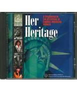HER HERITAGEWin/Mac Classic CD-Rom American Wom... - $0.99