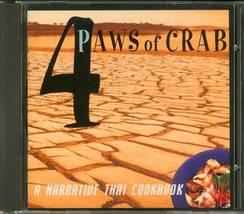 4 PAWS of CRAB Mac Classic CD-Rom Narrative Tha... - $0.99