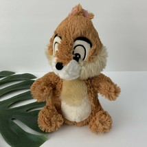Disney Store Exclusive Chip Chipmunk Plush Stuffed Animal Medium Dale - $11.87