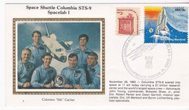 LAUNCH OF COLUMBIA STS-9 SPACELAB 1 KENNEDY SPC CTR 11/28/1983 COLORANO ... - $2.98