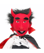 "Sunny & Co Toys Devil GS2613 Sculpted Face Hand Puppet 28"" Ventriloquist... - $49.49"