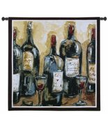 "Fine Art Tapestries ""Wine Bar"" Wall Tapestry - $180.00"