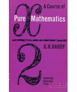 A Course of Pure Mathematics by G. H. Hardy - $15.00
