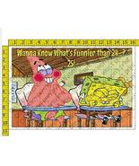 1/2 Sheet Spongebob Wanna Know What's Better than 24 Image Edible Frosti... - $19.99