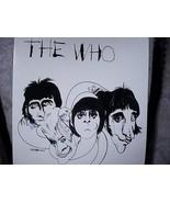 "BEAUTIFUL NEAR MINT ""THE WHO"" self titled ITALIAN STEREO VERSION 1967 RA... - $45.00"